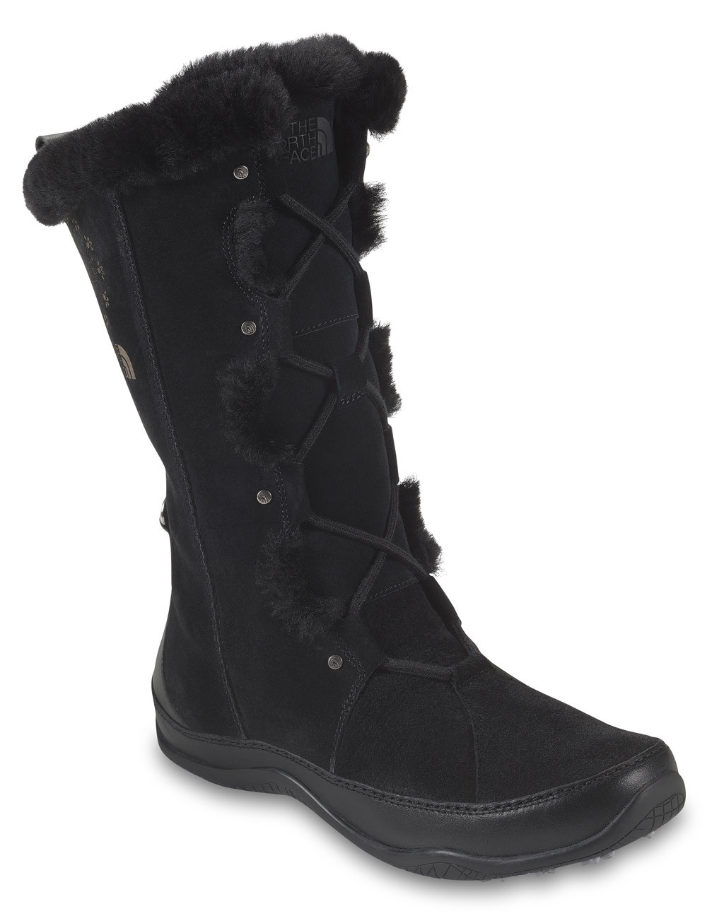 The north face abby iii black order now at snowboots shop co uk