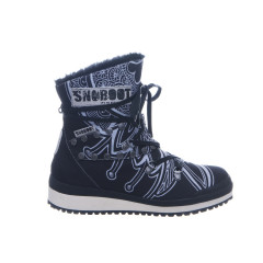 Snoboot Mutant low Tattoo basic black
