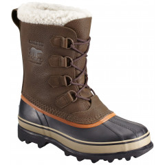 Sorel Caribou Wool Olive Brown